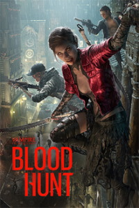 Vampire: The Masquerade - Bloodhunt (PC cover