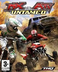 Okładka MX vs. ATV Untamed (PS2)