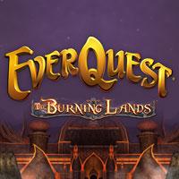 Okładka EverQuest: The Burning Lands (PC)
