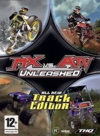 Okładka MX vs. ATV Unleashed (PC)