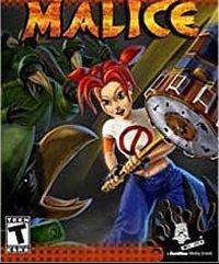 Malice (XBOX cover