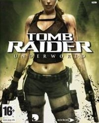 Okładka Tomb Raider: Underworld (PC)