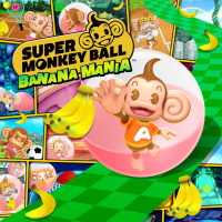 Super Monkey Ball Banana Mania (PC cover