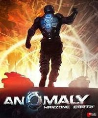 Game Box for Anomaly: Warzone Earth (PC)