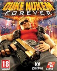 Game Box for Duke Nukem Forever (PC)