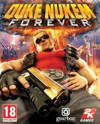 Okładka Duke Nukem Forever (PC)