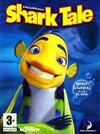 Okładka Shark Tale (PS2)