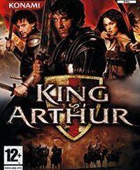 Okładka King Arthur (2004) (PS2)