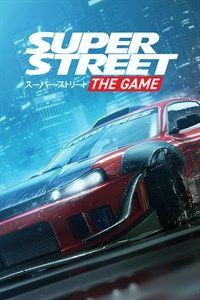 Okładka Super Street: The Game (PS4)