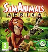 Okładka SimAnimals Africa (Wii)