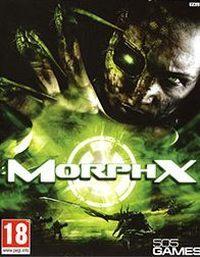 Okładka MorphX (X360)