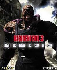 Game Box for Resident Evil 3: Nemesis (PC)