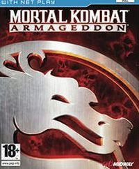 Game Box for Mortal Kombat: Armageddon (PS2)