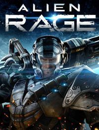 Game Box for Alien Rage (PC)