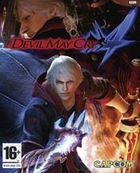 Okładka Devil May Cry 4 (PS3)