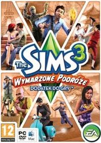 Okładka The Sims 3: World Adventures (PC)