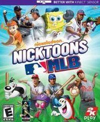 Okładka Nicktoons MLB (X360)