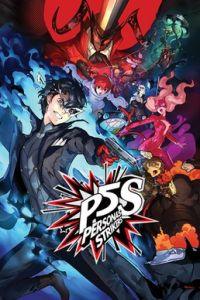 Game Box for Persona 5 Strikers (PC)