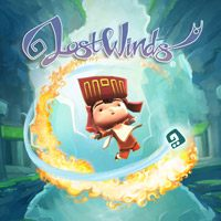Game Box for LostWinds (Wii)