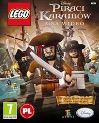 Game Box for LEGO Pirates of the Caribbean: The Video Game (PC)