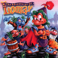 Game Box for The Adventures of Lomax (PC)