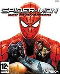 Game Box for Spider-Man: Web of Shadows (X360)