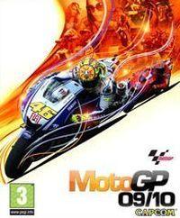 Okładka MotoGP 09/10 (X360)