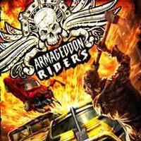 Okładka Armageddon Riders (PC)