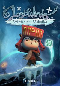 Game Box for LostWinds: Winter of the Melodias (Wii)