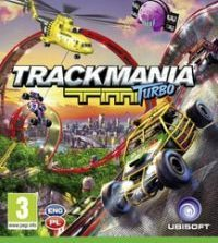 Okładka Trackmania Turbo (PC)