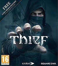 Game Box for Thief (PC)