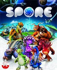 Game Box for Spore (PC)