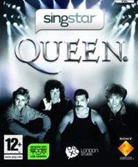 Okładka SingStar Queen (PS2)