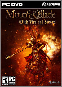 Game Box for Mount & Blade: With Fire & Sword (PC)