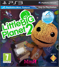 Game Box for LittleBigPlanet 2 (PS3)