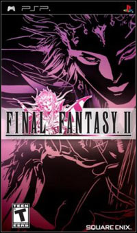 Game Box for Final Fantasy II (PSP)