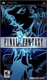 Game Box for Final Fantasy (PSP)