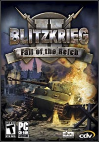 Game Box for Blitzkrieg 2: Fall of the Reich (PC)