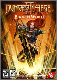 Dungeon Siege II: Broken World (PC cover