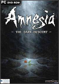 Game Box for Amnesia: The Dark Descent (PC)