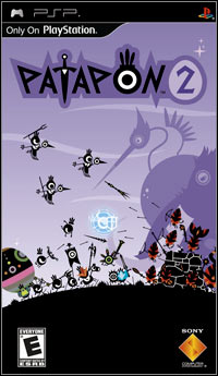 Patapon 2 cover