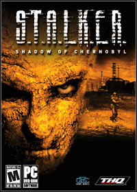 Game Box for S.T.A.L.K.E.R.: Shadow of Chernobyl (PC)