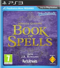 Game Box for Wonderbook: Book of Spells (PS3)