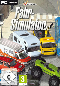 Game Box for Fahr-Simulator 2012 (PC)
