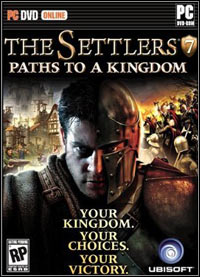 Game Box for The Settlers 7: Paths to a Kingdom (PC)