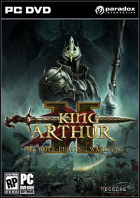 Game Box for King Arthur II (PC)