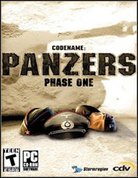 Game Box for Codename: Panzers - Phase One (PC)