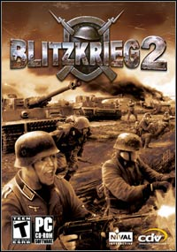 Game Box for Blitzkrieg 2 (PC)