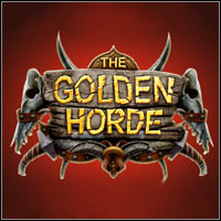 Game Box for The Golden Horde (PC)
