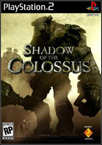 Game Box for Shadow of the Colossus (2005) (PS2)